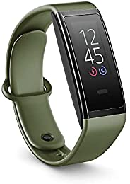 Introducing Halo View fitness tracker, with color display for at-a-glance access to heart rate, activity, and