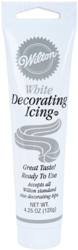 Wilton White Icing Tube