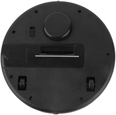 Mdsfe Rechargeable Robot de Balayage collecteur de poussière aspirateur Robot Intelligent à Induction Automatique - Noir