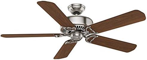 Casablanca Fan Company 59511 Panama Ceiling Fan, 54, Brushed Nickel