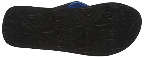 Flip Grey Molokai Black Quiksilver Layback UK Black 7 Flops wATXwHx