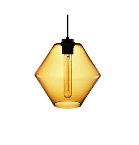 Coloured Pendant Light Shades in US - 8
