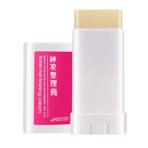 Hair Stick Wax Hair Broken Treatment Make Hair More Hydrating Clean Elastic Broken Hair Repair Hair ()