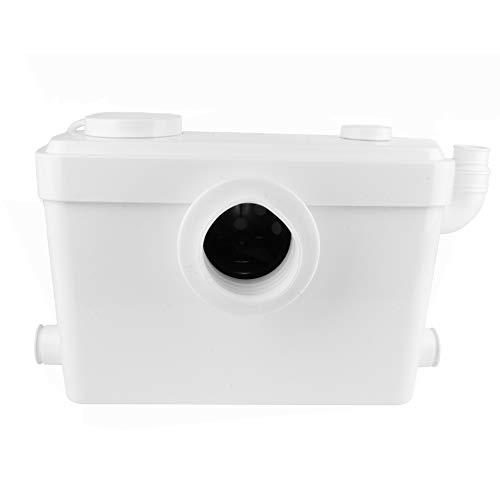 Trupow 600W 110V Macerator Sewerage Pump Waste Water Marine Toilet Bathroom Disposal Laundry