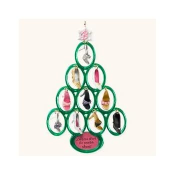 Barbie Shoe Tree Ornament - Amazon.com: Barbie Shoe Tree Ornament: Home & Kitchen
