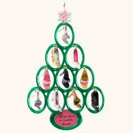Amazon.com: Barbie Shoe Tree Ornament: Home & Kitchen
