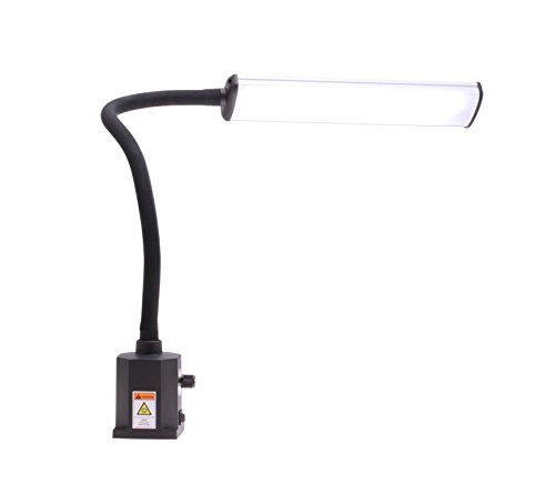 Aven 26528 Sirrus LED Lamp with Aluminum Head, 500 mm Flex Arm and Mounting ()
