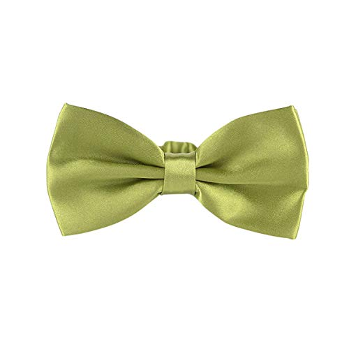 Adjustable Pre-Tied Tuxedo Bow Tie in a Gift Box, Classic 2.6