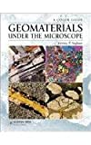 Geomaterials Under the Microscope, Jeremy P. Ingham, 0124072305