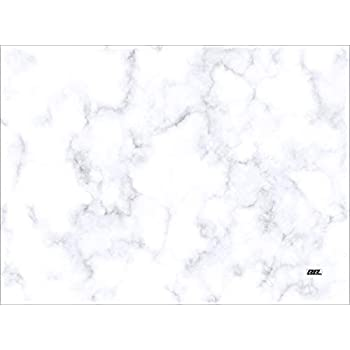Amazon Com White Marble Pastry And Cutting Board 18 X 24