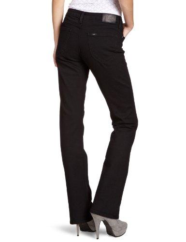 Jean Black Solid Noir Lee Cameron Femme 5x8qxX7g