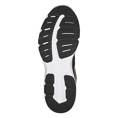 5 Homme Noir Gel Chaussures de Asics noir orange Excite Running YZAxw6q