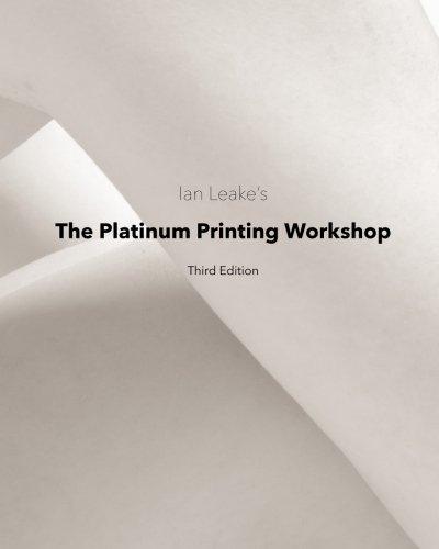 The Platinum Printing Workshop: Platinum/Palladium Printing Made - Shops Palladium