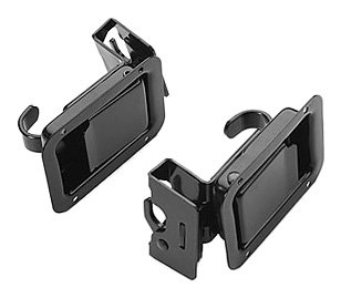 01 Paddle - Bestop 51251-01 Paddle Handle Set with Rotary Latch for 1987-1995 Wrangler YJ