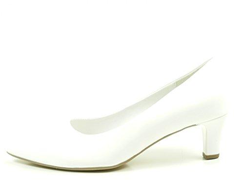 Gabor Shoes 61 Tacco 25 Scarpe bianco con Donna SgSCwqnP1x