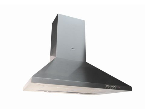 """Range Hood Wall Mounted Stainless Steel 28"""" CH-105-CS NT AIR. Made in Italy"""
