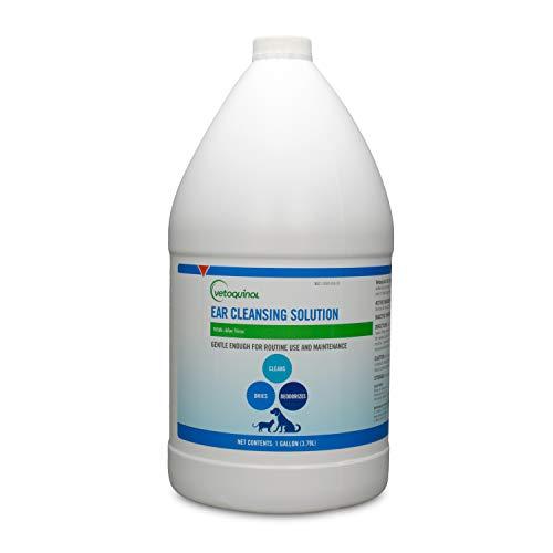 Vetoquinol 411443 Ear Cleansing Solution,Gal