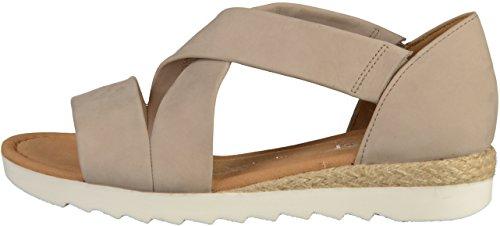 Sandalias Gabor 62 Beige Mujer 711 Shoes qYqtwxT6Z