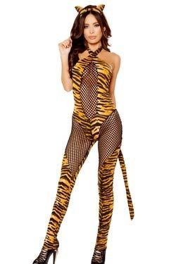 Here Kitty Kitty Costume - Medium - Dress Size -