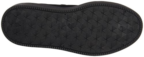 Negro Victoria Negro Piso Negro 10 Adulto Zapatillas Basket Lona Unisex wgFq8Z