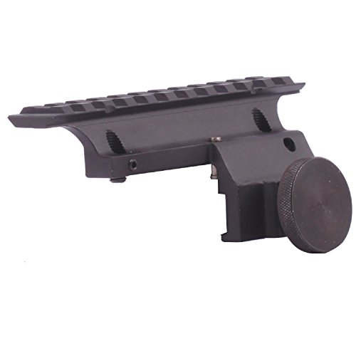 Sun Optics USA Ruger Mini-14 Sport Scope Mount, Matte Black