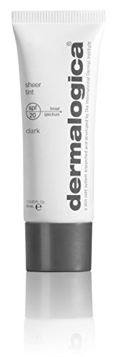 Dermalogica Sheer Tint SPF 20 Moisturiser Dark