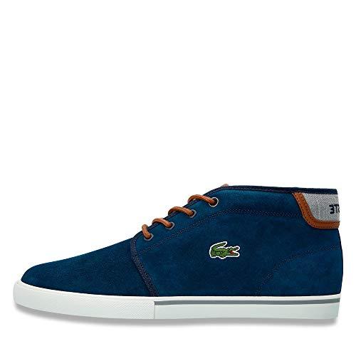 Blue Scarpe Lacoste Uomo Cam Boots 318 Ampthill 1 7pf0px1