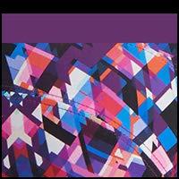 Panache Full-Busted Underwire Sports Bra (5021) 28DD/Kaleidoscope/Purple by Panache (Image #2)