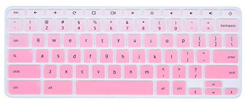 Acer Chromebook Keyboard Covers Compatible Acer Chromebook R 13 CB5-312T,for Acer Chromebook R 11 CB5-132T CB3-131 Keyboard Cover Skins for Acer Chromebook 14 15 CB3-431 CP5-471 CB3-531 CB5-571 C910 (Keyboard Skin Acer Aspire)