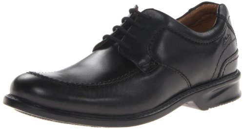 Clarks Mens Colson Camp Oxford Black T2h9PPNe