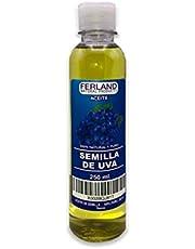 ACEITE DE SEMILLA DE UVA 100% PURO. 250 ml