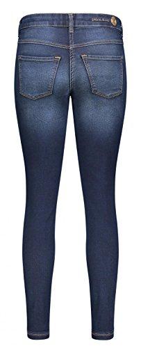 D826 Dark Jeans Dream Washed MAC Schwarz Jeans Skinny Women's n8vxwfOq