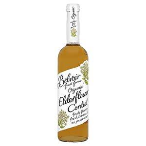 (2 Pack) - Belvoir - Organic Elderflower Cordial | 500ml | 2 PACK BUNDLE