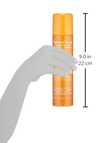 ColorProof TextureCharge Color Protect Texture + Finishing Spray, 6.7 Oz - Color-Safe, Vegan, Sulfate-Free, Unisex - Professional Hair Product 8