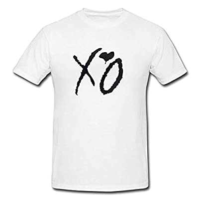 TSN Enterprise The Weeknd XO Design T-Shirt Cotton T-Shirt
