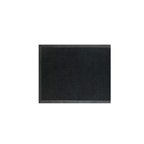 VELCOC tappeto in gomma roller nero 46x70cm velcoc MAG_OD_60963