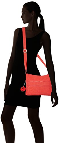Kipling Galaxy Body Alvar Cross Womens Orange Orange Bag r1YOxrpvwq