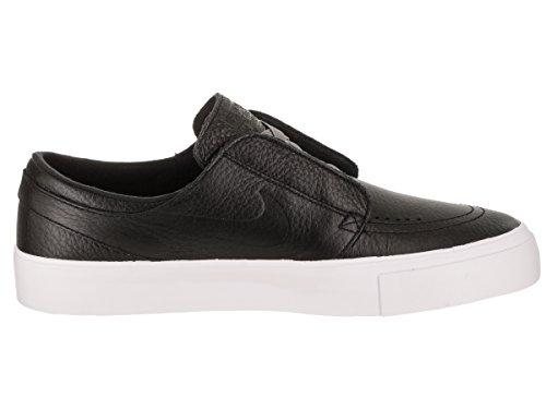Nike Mens Sb Zoom Janoski Ht Scarpe Da Skate Slip Nero / Nero / Gunsmoke / Bianco