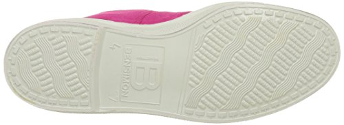 Bensimon 412 Femme Rose F15004c157 Fushia Basses Baskets CZxO6wC