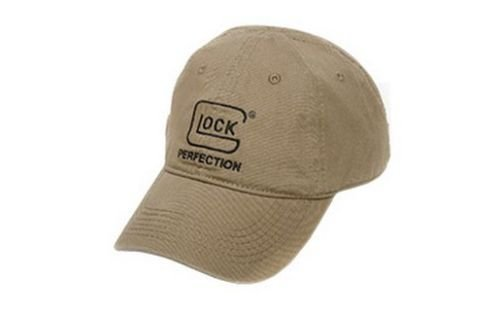 GLOCK Perfection OEM Unstructured Chino Hat OD Green AS10005
