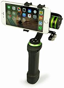 LanParte HHG-01 Ultra 3-Axis Handheld Steadycam Cámara Gimbal ...