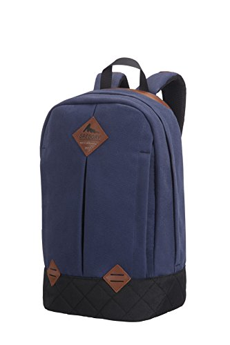Gregory Sunbird 2 Far Out Day Sac à Dos Loisir, 44 cm, 22 liters, Gris (Stone Grey) Bleu (Navy Blue)
