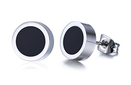4mm Vermeil Hoop Earrings - 3
