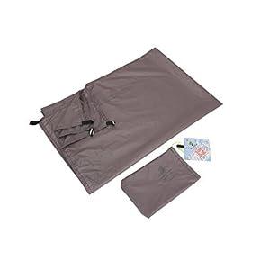 Geertop 1 4 Person Ultralight Waterproof Tent Tarp Footprint Ground Sheet Mat, for Camping, Hiking, Picnic