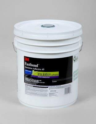 3M (49) Insulation Adhesive 49, Poly Tote 255 Gallon Schut