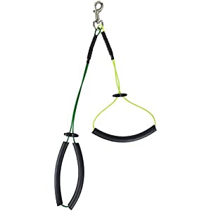 """No Sit Haunch Holder Dog Grooming Restraint Restraint for Small-Medium dogs (Small-Medium: 17"""" and 21"""") by Downtown Pet Supply 108"""