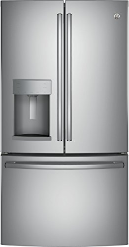 GE GYE22HSKSS Compliant Counter Depth Refrigerator product image