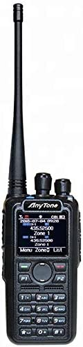 ANYTONE AT-D878UV Latest Version W GPS Programming Cable with Support
