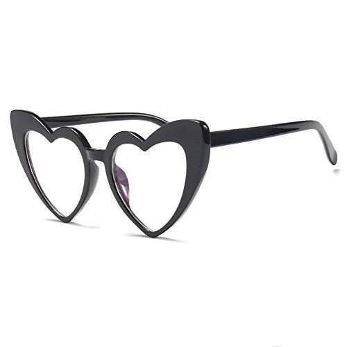 Gafas De Red Cat Eyewear Gafas Black De Love Love Moda Sol qIxqZAFw7
