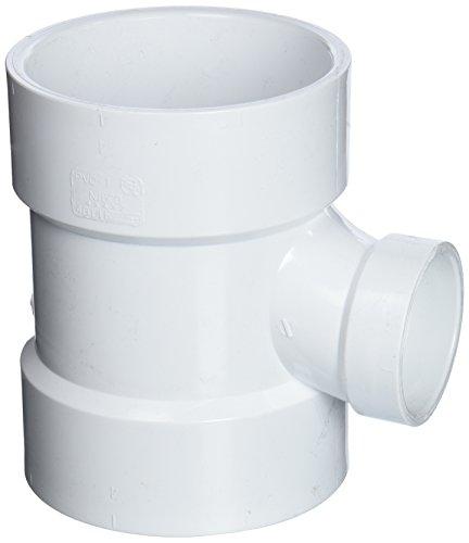 NIBCO 4811 Sanitary Tee H x H x H - PVC DWV, 4